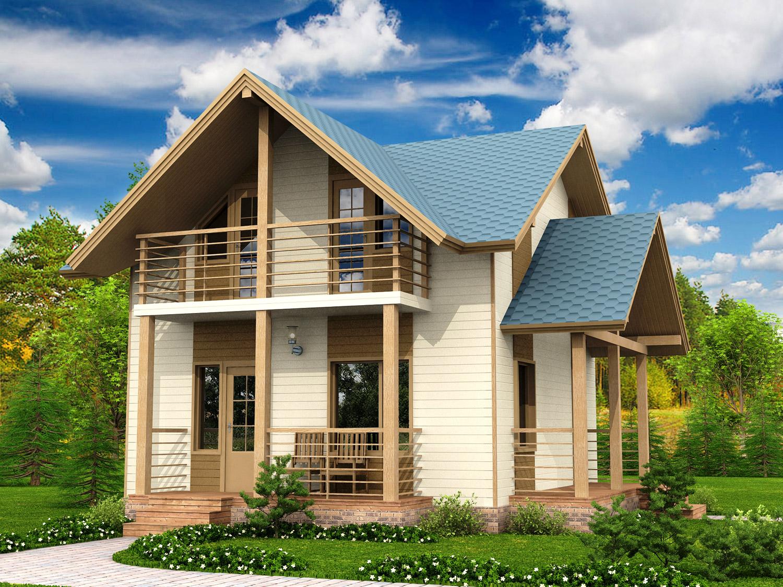 Заказать проект дома из сип-панелей по канадской технологии.